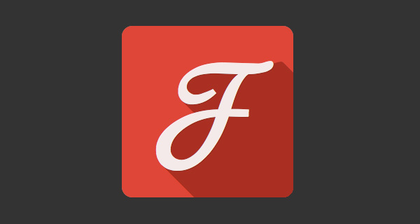 Das Icon zu Google Fonts. (Quelle: designmodo.com)
